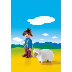 Playmobil Βοσκός με Προβατάκι