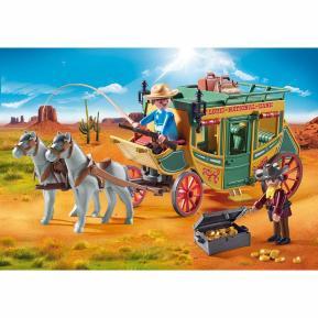 Playmobil Άμαξα Άγριας Δύσης