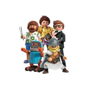 Playmobil The Movie Φιγούρες Σειρά 1 (70069)