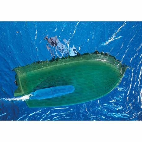 Playmobil Πειρατικό Πλοιάριο με Υποβρύχιο Μοτέρ (70151)-4