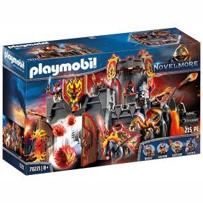 Playmobil Φρούριο Ιπποτών του Μπέρναμ (70221)