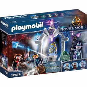 Playmobil Ιερό της Μαγικής Πανοπλίας (70223)