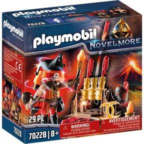 Playmobil Τεχνικός Πυροτεχνημάτων του Μπέρναμ (70228)