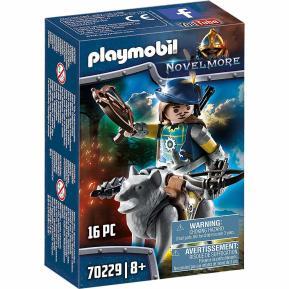 Playmobil Τοξότης του Νόβελμορ με Λύκο (70229)