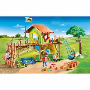 Playmobil Διασκέδαση στην παιδική χαρά