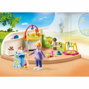 Playmobil Αίθουσα για μωρά