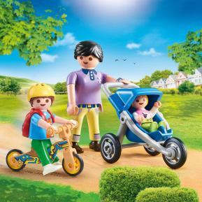 Playmobil Μαμά και παιδάκια