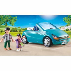 Playmobil Οικογενειακό αυτοκίνητο