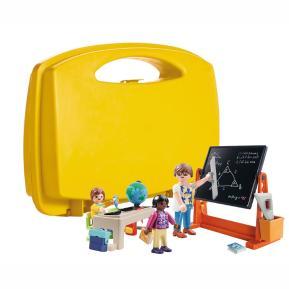 Playmobil Maxi Βαλιτσάκι Σχολική τάξη