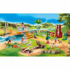 Playmobil Ζωολογικός Κήπος με ήμερα ζωάκια 70342