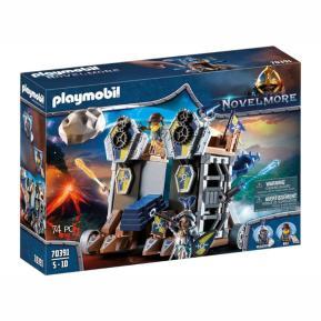 Playmobil Πολιορκητικός πύργος του Νόβελμορ (70391)