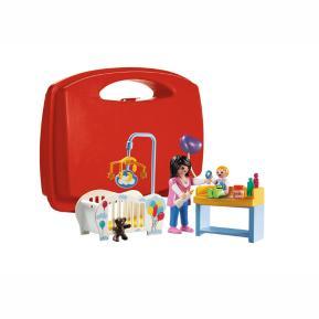 Playmobil Βαλιτσάκι Βρεφικό δωμάτιο