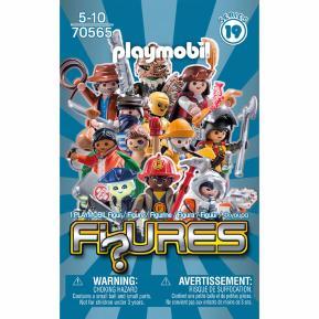Playmobil PLAYMOBIL Figures Σειρά 19-Αγόρι