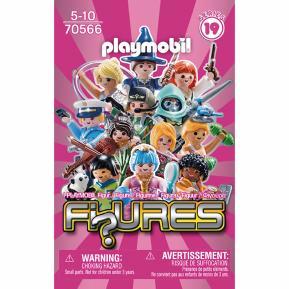 Playmobil PLAYMOBIL Figures Σειρά 19-Κορίτσι