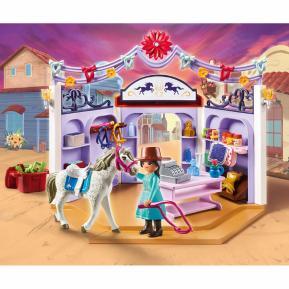 Playmobil Κατάστημα ιππασίας στο Miradero
