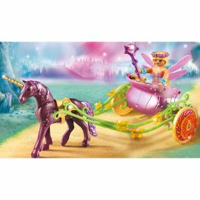 Playmobil Νεραϊδοάμαξα με Μονόκερο