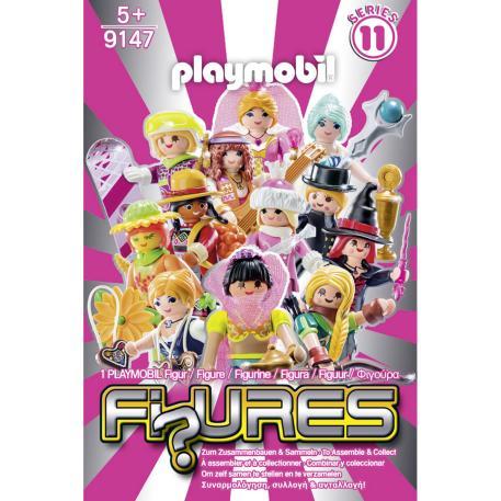 Playmobil Figures Σειρά 11 - Κορίτσι-0