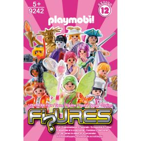 Playmobil Figures Σειρά 12 - Κορίτσι
