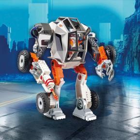 Playmobil Ρομπότ του Πράκτορα ΤΕΚ