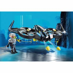 Playmobil Ιπτάμενο Mega Drone