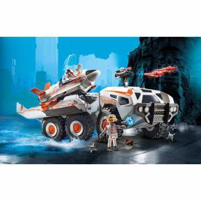 Playmobil Θωρακισμένο όχημα της Spy Team