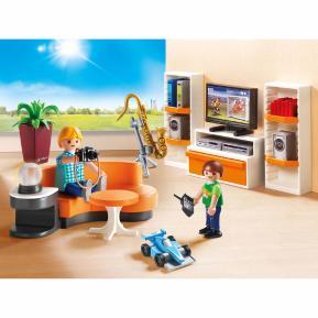 Playmobil Μοντέρνο καθιστικό