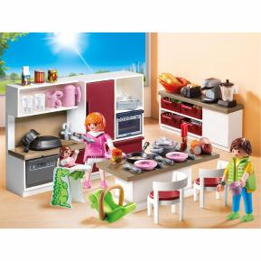 Playmobil Μοντέρνα κουζίνα