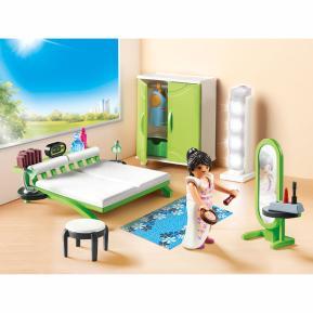 Playmobil Μοντέρνο υπνοδωμάτιο