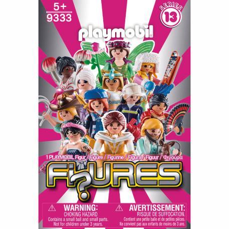 Playmobil PLAYMOBIL Figures Σειρά 13 - Κορίτσι-0