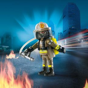 Playmobil Πυροσβέστης