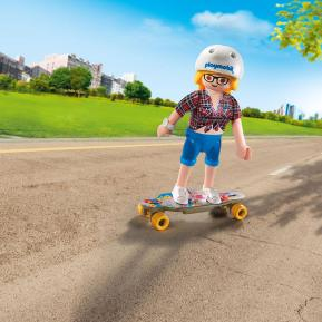 Playmobil Skateboarder