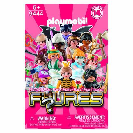 Playmobil PLAYMOBIL Figures Σειρά 14 - Κορίτσι-0