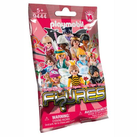Playmobil PLAYMOBIL Figures Σειρά 14 - Κορίτσι-1