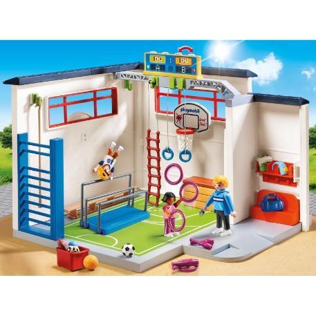 Playmobil Γυμναστήριο (9454)-0