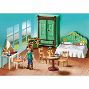 Playmobil Το υπνοδωμάτιο της Lucky (9476)