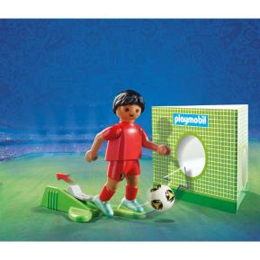 Playmobil FIFA 2018 Ποδοσφαιριστής Εθνικής Βελγίου (9509)