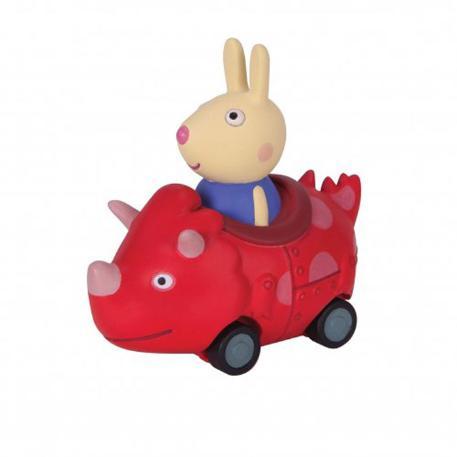 Peppa Pig Μίνι Οχηματάκια κόκκινο (PPC24001)-0