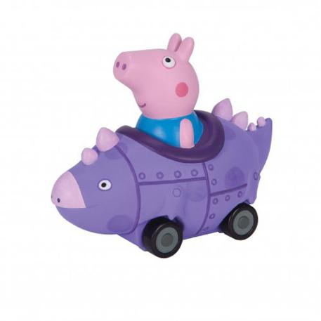 Peppa Pig Μίνι Οχηματάκια μωβ (PPC24001)-0