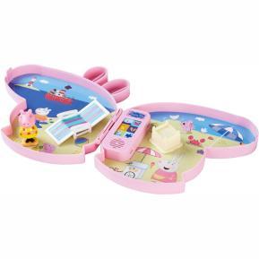 Peppa Pig Playset Η Πέππα Στην Παραλία