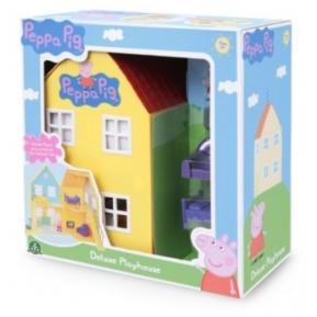 Peppa Pig Μεγάλο Παιχνιδόσπιτο