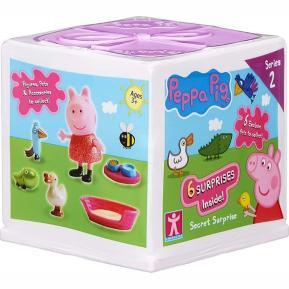 Giochi Preziosi Peppa Pig Η Μυστική Έκπληξη Της Πέππα Σειρά 2 Φιλαράκια Και Ζωάκια