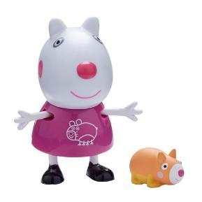 Peppa Pig Φιλαράκια και Ζωάκια - Rebecca Λαγουδίτσα & χελώνα (PPC4000)
