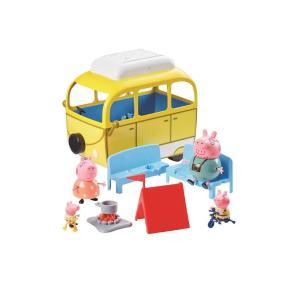 Peppa Pig Το Όχημα Για Κάμπινγκ Της Πέππα PPC46000