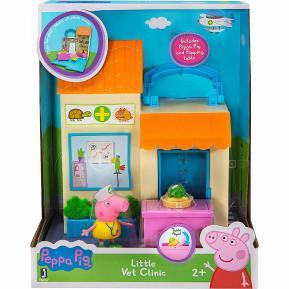 Giochi Preziosi Peppa Pig Μικρά μέρη Little Vet Clinic (PPC55310)