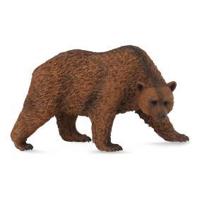 CollectA Καφέ Αρκούδα (Στέκεται) 11cm 88560