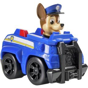 Paw Patrol Κουτάβια Διασώστες Mini Όχημα Chase (PWP76000)