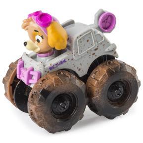 Paw Patrol Κουτάβια Διασώστες Mini Όχημα Skye's Monster Truck (PWP76000)