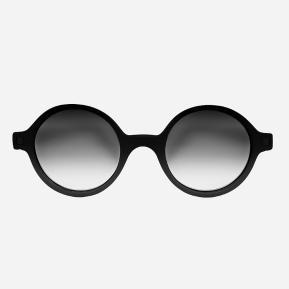KiETLA Γυαλιά Ηλίου 9-12 ετών RoZZ - Black R6SUNBLACK