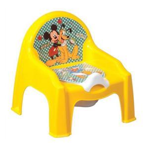 Καρεκλάκι - Γιογιό Κίτρινο Mickey Mouse
