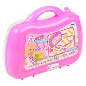 Ιατρική Τσάντα Barbie Ροζ